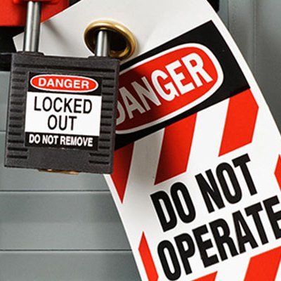 Lockout/Tagout Steps for Employees